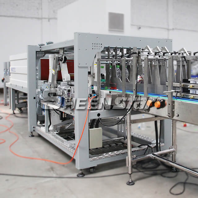 XGFH 32-32-8 Automatic Mineral Water Filling Bottling Machine Plant